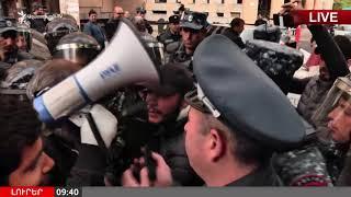 Ուղիղ միացում Երևանից 20.04.2018 ՝ 09:30-13:30