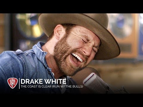 Drake White - The Coast Is Clear (Run With The Bulls) (Acoustic) // The George Jones Sessions
