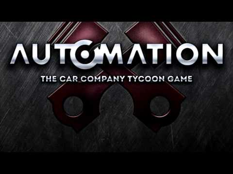 Automation: The Car Company Tycoon Game Soundtrack