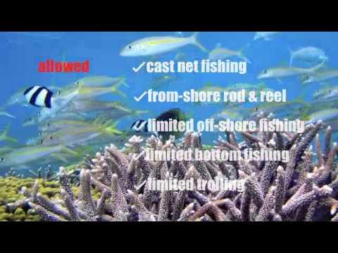 The Marine Preserve Areas of Guam - English