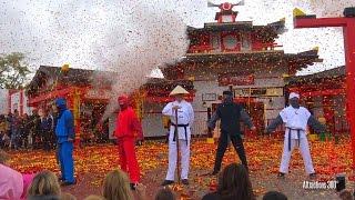 [4K] Ninjago World Opening Ceremony at Legoland California