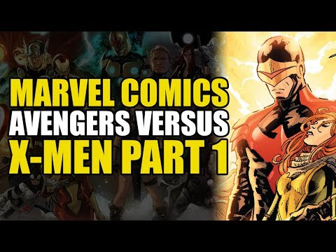 The Return of The Phoenix Force (Avengers vs X-Men Vol 1: Hope Summers)