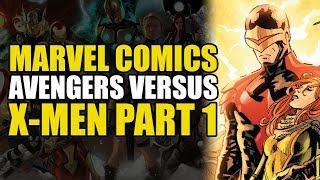 The Return of The Phoenix Force (Avengers vs X-Men Vol 1: Hope Summers)