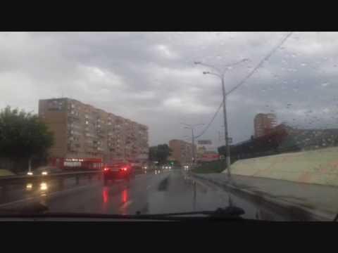 Г  Щелково  центральная улица , ( часть 1)