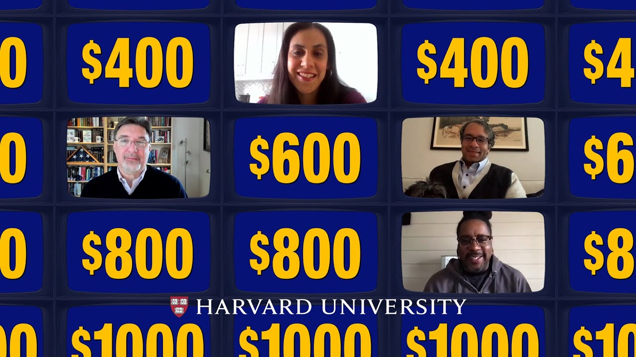 Quizzing Harvard's Jeopardy contestants
