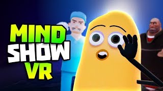 MAKE ANIMATED MOVIES IN VR! - Mindshow Gameplay - VR HTC Vive Gameplay (VR Motion Capture)