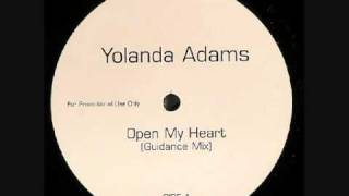 Yolanda Adams - Open My Heart (Guidance Mix)