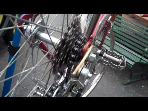 Raleigh Grand Prix - Vintage Road Bike Check - BikemanforU