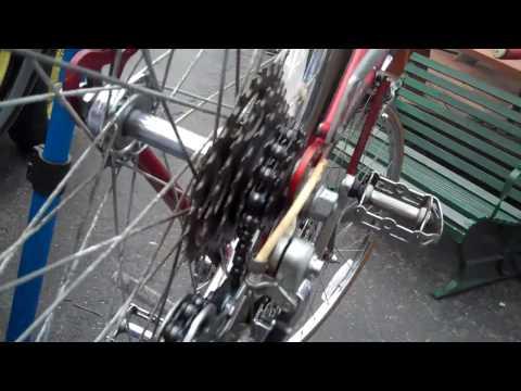 Raleigh Grand Prix - Vintage Road Bike Check - BikemanforU