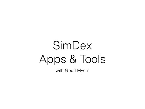 Apps & Tools for Small Business – Services that SimDex Use
