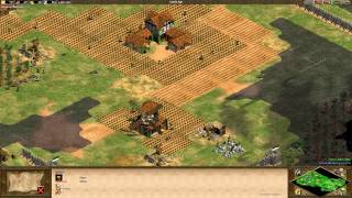 Age of Empires 2 - The Forgotten Empires [New A.I.] [Hardest]
