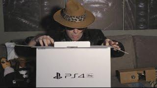Tengo una PlayStation 4 PRO (unboxing con Dross) Free HD Video
