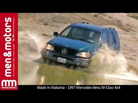 Made In Alabama - 1997 Mercedes-Benz M-Class 4x4
