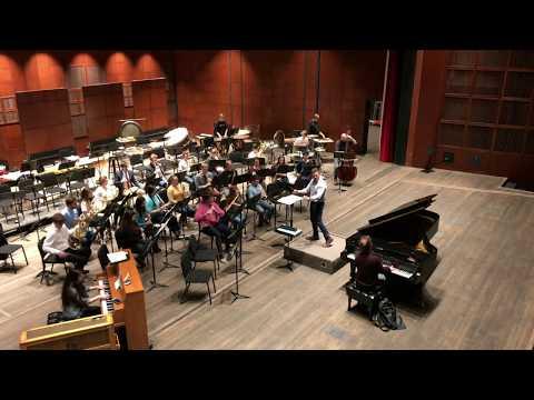 "CCM Wind Ensemble: ""Rhapsody in Blue"" with Michael Chertock"