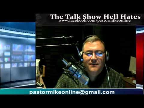 Pastor Mike Online 05-27-14, Singularity, DARPA And Data Brokers