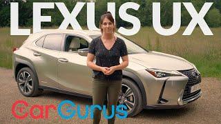 Lexus UX SUV (2019) Review: Hybrid power and striking styling   CarGurus UK