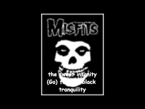 American Psycho - The Misfits (lyrics)