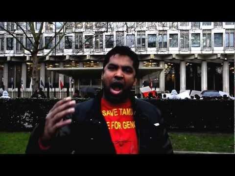 [Tamil] Youth activist Gobi Sivanthan