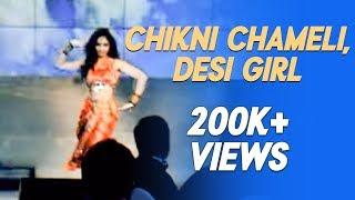 Ridy - Chikni Chameli, Desi Girl