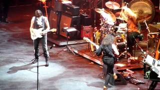 Jeff Beck & Rhonda Smith Live at the Bell Centre, Montreal - Feb 22/10 - Big Block