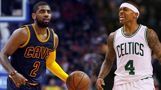 Isaiah Thomas vs Kyrie Irving - WHO'S BETTER?