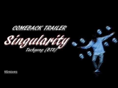 BTS (Taehyung) - Intro: Singularity COMEBACK TRAILER | Sub (Han - Rom - Español) Letra