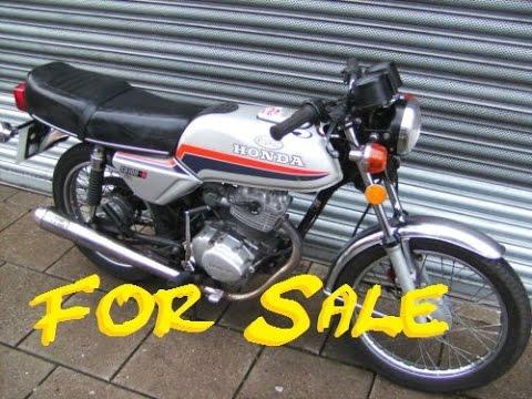 1984 Honda CB100N For Sale