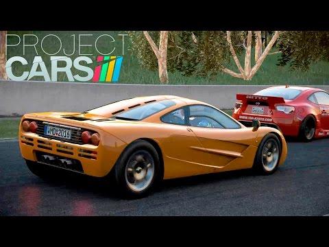 Project Cars   McLaren F1, Mount Panorama Circuit   #10
