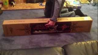 Sedethul Sword UnBoxing 1 In 2000