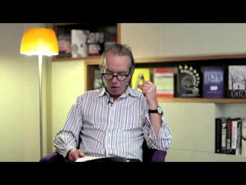 Martin Amis reads from A Clockwork Orange