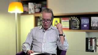 Martin Amis reads from A Clockwork Orange