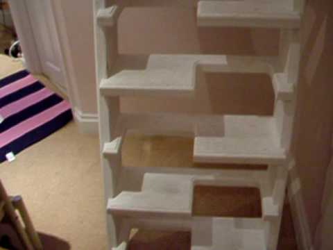 Space Saving Staircase. Part 2