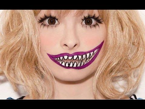 Maquillaje para dia de muertos o halloween marianamakeup1 youtube - Maquillage dia de los muertos ...