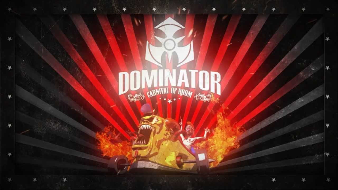 The Supreme Team Carnival Of Doom Official Dominator