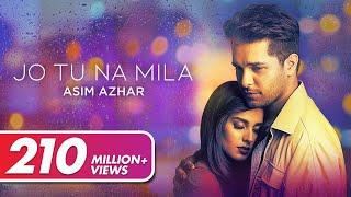 Download Asim Azhar - Jo Tu Na Mila Mp3 and Videos