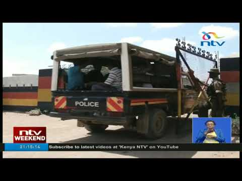 KWS officer arrested while escorting illegal immigrants from Ethiopia