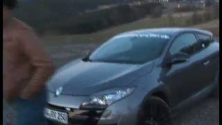 "Renault Megane RS Nurburgring.  ""Две Лошадиные Силы""."