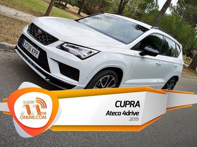 CUPRA Ateca 2019 / Al volante / Supermotoronline.com