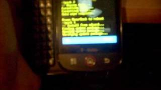 How to root your Motorola Cliq - Latest Firmware!