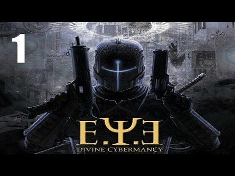 [#187]E.Y.E: Divine Cybermancy (PC)