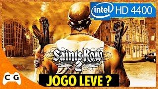 Saints Row 2 Gameplay Em PC Fraco Na Intel HD Graphics #341 (Jogo Ta GRÁTIS Link Na Descrição)