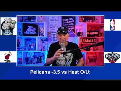 New Orleans Pelicans vs Miami Heat 3/4/21 Free NBA Pick and Prediction NBA Betting Tips