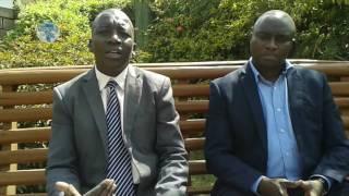 Kiraitu Murungi is being targeted by his rivals,Meru senate staff reveal