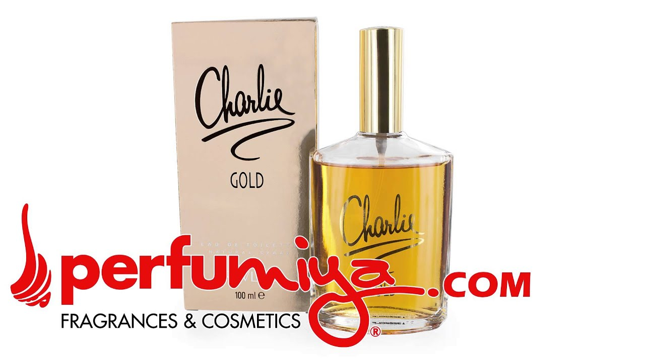 Charlie Gold Perfume For Women By Revlon From Perfumiya Youtube