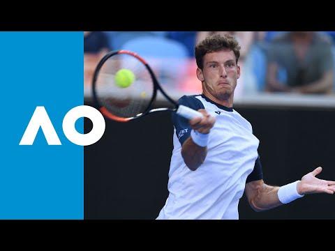 Pablo Carreno Busta V Kei Nishikori First Set Highlights (4R) | Australian Open 2019
