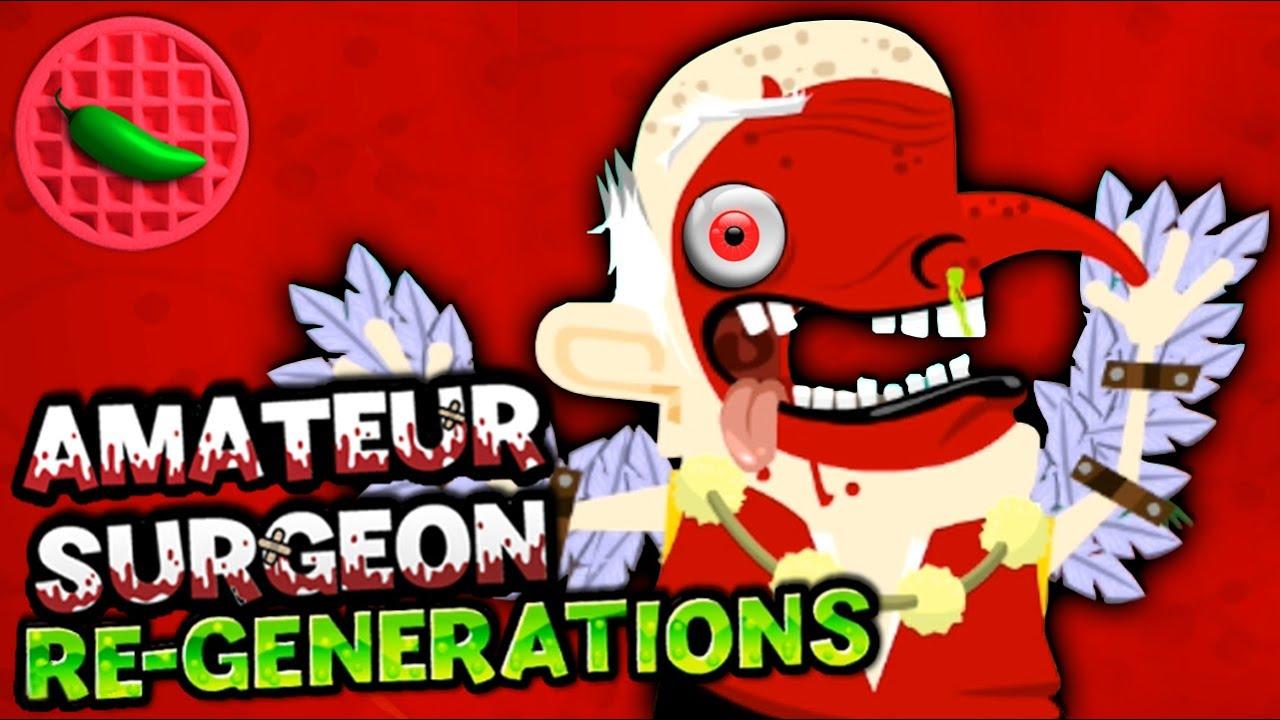 elective bird surgery! -- amateur surgeon 4: re-generations (part