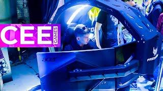 Репортаж с CEE Games 2019: ASUS, ACER, HUAWEI, Tecno, Cougar, Bloody, Hyper X