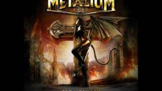 Metalium - Hellfire w/Lyrics