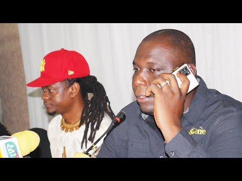 Annulation de BAMA ART - Conférence de Presse