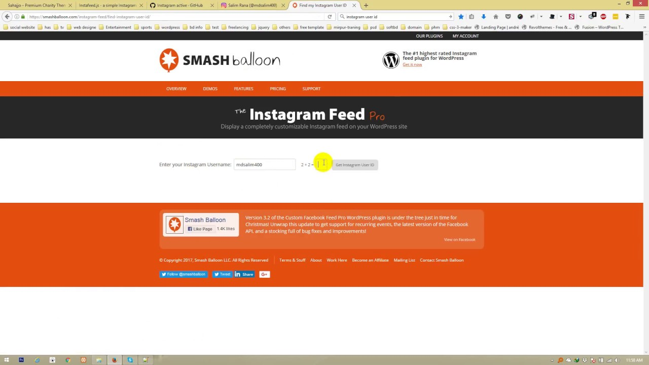 Instagram Feed Into Html Template Youtube